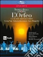 (Blu Ray Disk) Claudio Monteverdi. L'Orfeo film in blu ray disk di Robert Wilson
