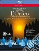 (Blu Ray Disk) Claudio Monteverdi. L'Orfeo film in blu ray disk di Robert Wilson