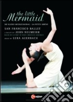 Lera Auerbach. The Little Mermaid film in dvd