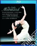 (Blu Ray Disk) Lera Auerbach. The Little Mermaid film in blu ray disk