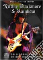 Richie Blackmore & Rainbow. Collector's Box Set film in dvd di BLACKMORE RITCHIE
