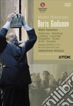 Boris Godunov film in dvd di Willy Decker
