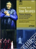Simon Boccanegra film in dvd