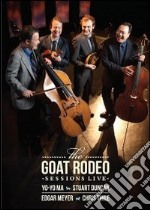 (Blu Ray Disk) Yo-Yo Ma & Friends. The Goat Rodeo. Sessions Live film in blu ray disk