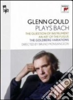 Glenn Gould Plays Bach film in dvd di Bruno Monsaingeon