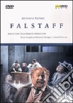 Antonio Salieri. Falstaff film in dvd di Michael Hampe