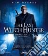 (Blu Ray Disk) Last witch hunter dvd