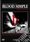 Blood Simple. Sangue facile dvd