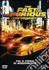 The Fast and the Furious. Tokyo Drift dvd