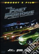 The Fast & the Furious. Ultimate Collection (Cofanetto 3 DVD) film in dvd di John Singleton, Justin Lin, Rob Cohen