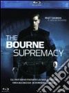 (Blu Ray Disk) The Bourne Supremacy dvd