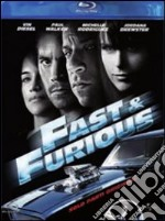 (Blu Ray Disk) Fast & Furious. Solo parti originali film in blu ray disk di Justin Lin