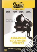 Assassinio sull'Orient Express film in dvd di Sidney Lumet