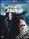 (Blu Ray Disk) The Jackal dvd
