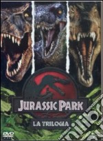 Jurassic Park. La trilogia (Cofanetto 4 DVD) film in dvd di Joe Johnston, Steven Spielberg