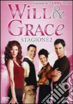 Will & Grace. Stagione 2 film in dvd