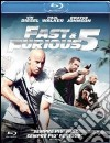 (Blu Ray Disk) Fast & Furious 5 dvd