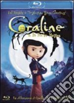 (Blu Ray Disk) Coraline e la porta magica film in blu ray disk di Henry Selick
