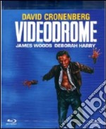 (Blu Ray Disk) Videodrome film in blu ray disk di David Cronenberg