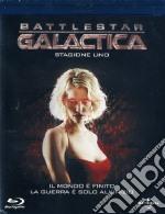 (Blu Ray Disk) Battlestar Galactica. Stagione 1 film in blu ray disk di Marita Grabiak,Rod Hardy