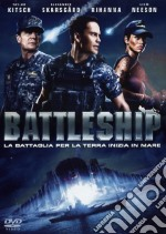 Battleship film in dvd di Peter Berg