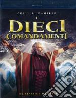 (Blu Ray Disk) I Dieci Comandamenti film in blu ray disk di Cecil B. De Mille