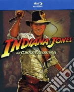 (Blu Ray Disk) Indiana Jones. La collezione completa (Cofanetto 4 DVD) film in blu ray disk di Steven Spielberg