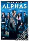 Alphas - Stagione 01 (3 Dvd)