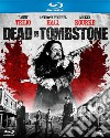 (Blu Ray Disk) Dead In Tombstone dvd