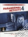 (Blu Ray Disk) Paranormal Activity 4