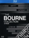 (Blu Ray Disk) Bourne Collection (The) (4 Blu-Ray) dvd