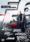 Fast & Furious - 6 Film Collection (6 Dvd)