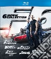 (Blu Ray Disk) Fast & Furious - 6 Film Collection (6 Blu-Ray)