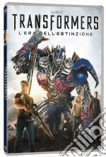 Transformers 4-l'era dell'estinzione dvd