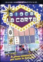 Gioca La Carta (Gioco Interattivo) film in dvd