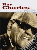 (Blu Ray Disk) Ray Charles. Live at Montreaux 1997 film in blu ray disk