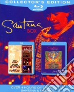 (Blu Ray Disk) Santana Box (Cofanetto 2 DVD) film in blu ray disk di Santana