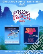 (Blu Ray Disk) Prog Rock Box (Cofanetto 2 DVD) film in blu ray disk