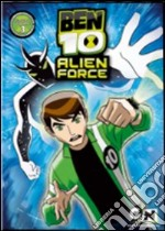 Ben 10. Alien Force. Stagione 1. Vol. 3 film in dvd