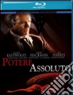 Potere assoluto film in dvd di Clint Eastwood