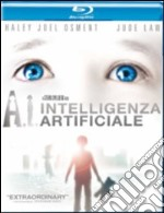 (Blu Ray Disk) A.I. Intelligenza artificiale film in blu ray disk di Steven Spielberg