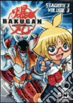 Bakugan - Stagione 03 #03 film in dvd di Mitsuo Hashimoto