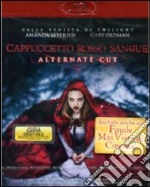 (Blu Ray Disk) Cappuccetto Rosso sangue film in blu ray disk di Catherine Hardwicke