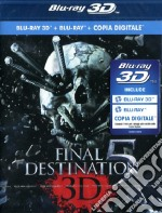 (Blu Ray Disk) Final Destination 5 3D (Cofanetto 2 DVD) film in blu ray disk di Steven Quale