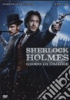 Sherlock Holmes. Gioco di ombre dvd
