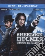 (Blu Ray Disk) Sherlock Holmes - Gioco Di Ombre (Blu-Ray+Dvd+Copia Digitale) film in blu ray disk