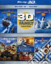 (Blu Ray Disk) 3D Family Collection (5 Blu-Ray+Blu-Ray 3D)