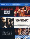 (Blu Ray Disk) George Clooney (3 Blu-Ray)
