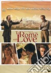 To Rome With Love dvd