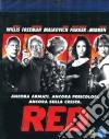 (Blu Ray Disk) Red dvd
